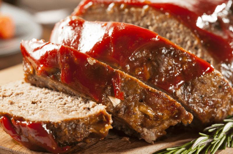 Trisha Yearwood's Meatloaf Recipe