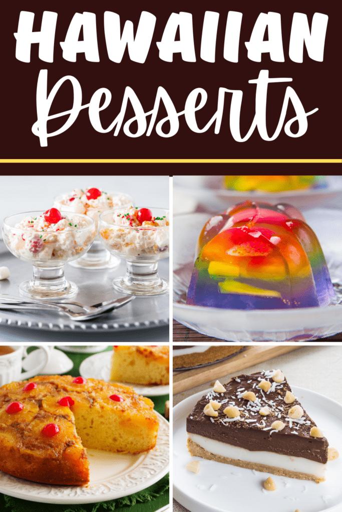 Hawaiian Desserts
