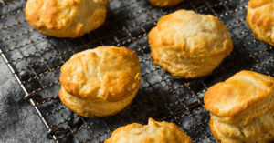 Homemade Fluffy and Buttery Bisquick Drop Biscuits