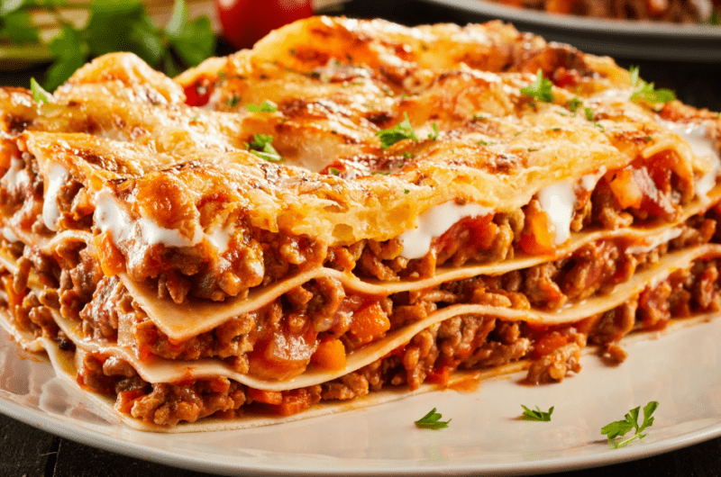 Barilla Lasagna Recipe