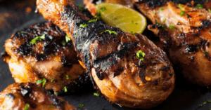 Homemade Jerk Chicken