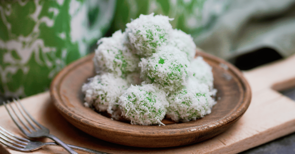 Indonesian Rice Cake