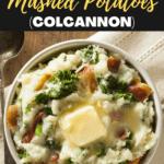 Irish Mashed Potatoes (Colcannon)
