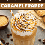 McDonald's Caramel Frappe