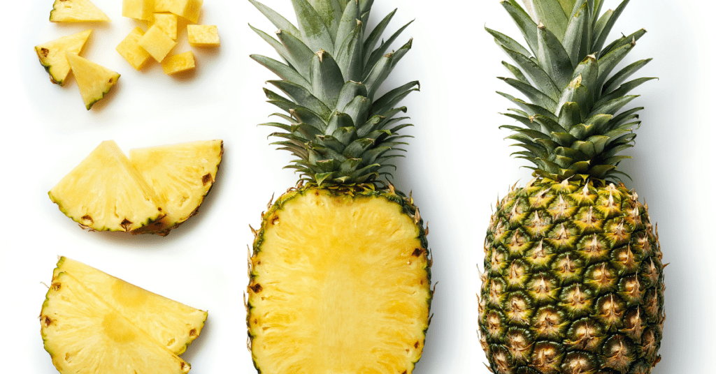 Pineapple Sections