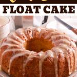 Root Beer Float Cake