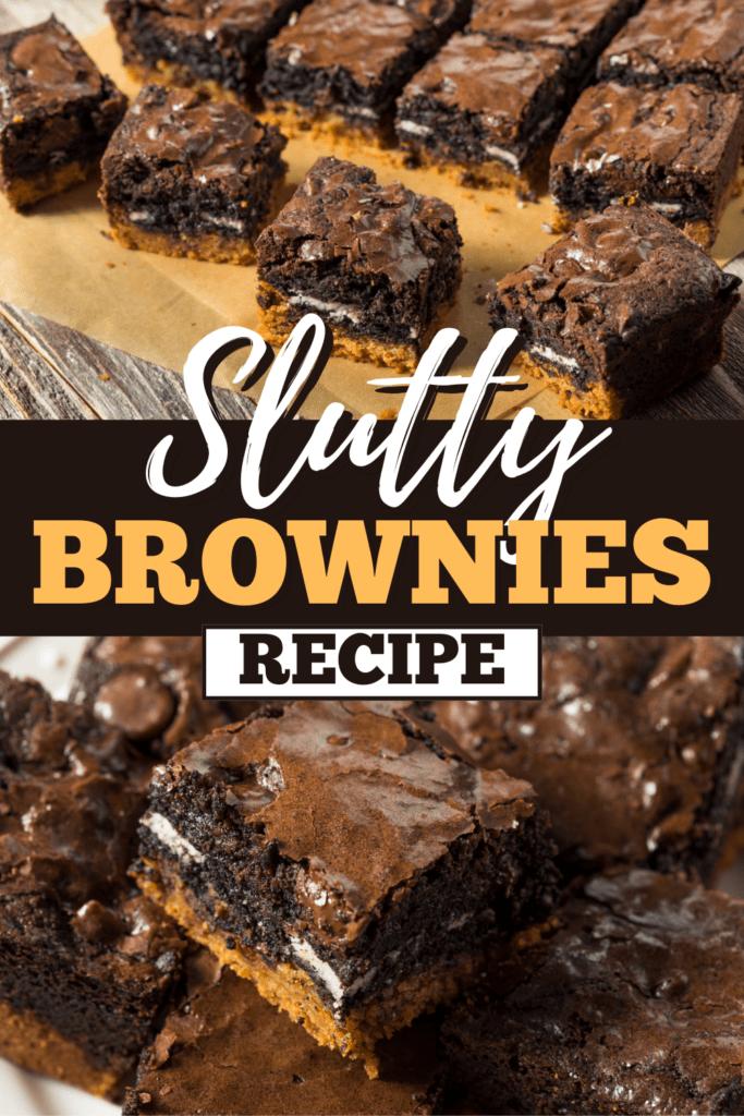 Slutty Brownies Recipe