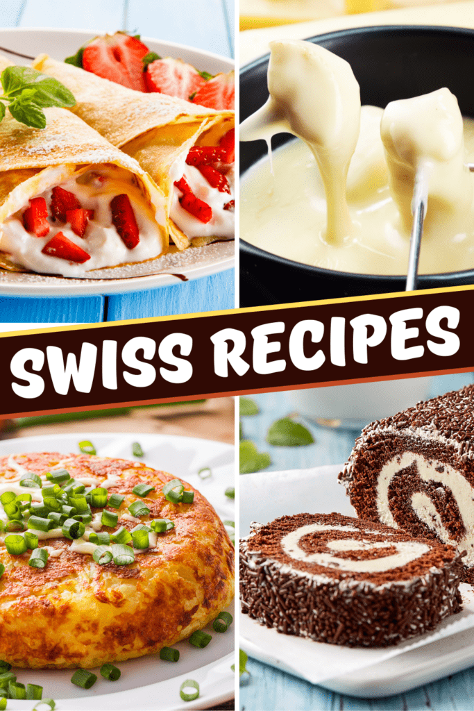 Swiss Recipes