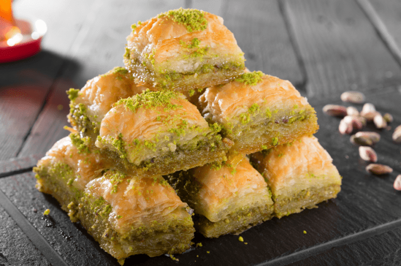 25 Best Turkish Desserts
