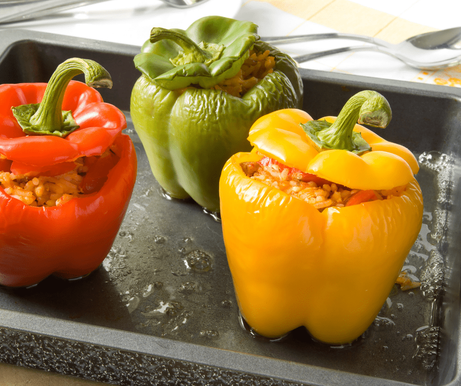 Peppers Tops