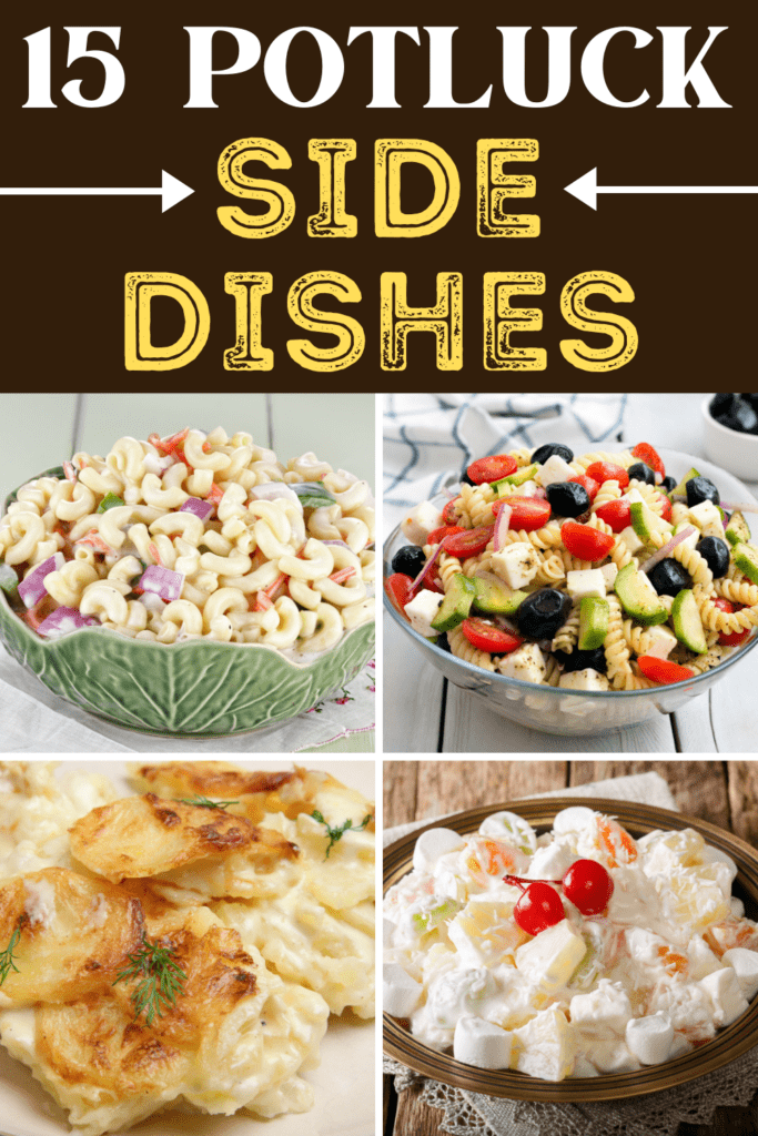 Potluck Side Dishes