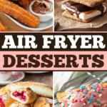 Air Fryer Desserts