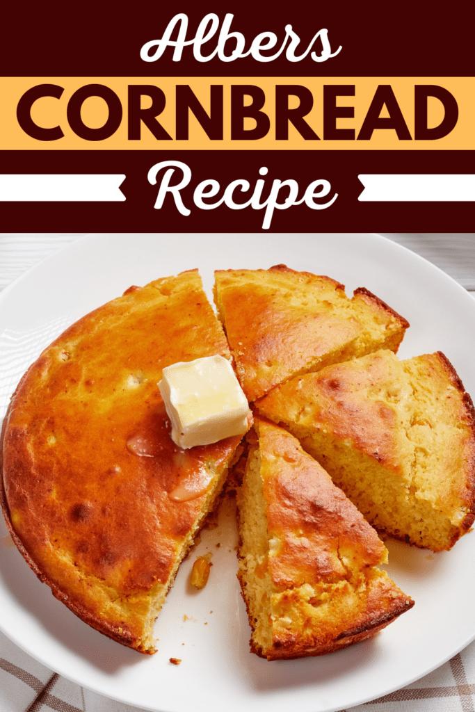 Albers Cornbread Recipe