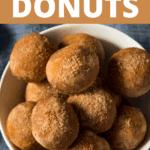 Bisquick Donuts