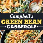 Campbell's Green Bean Casserole