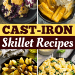 Cast-Iron Skillet Recipes