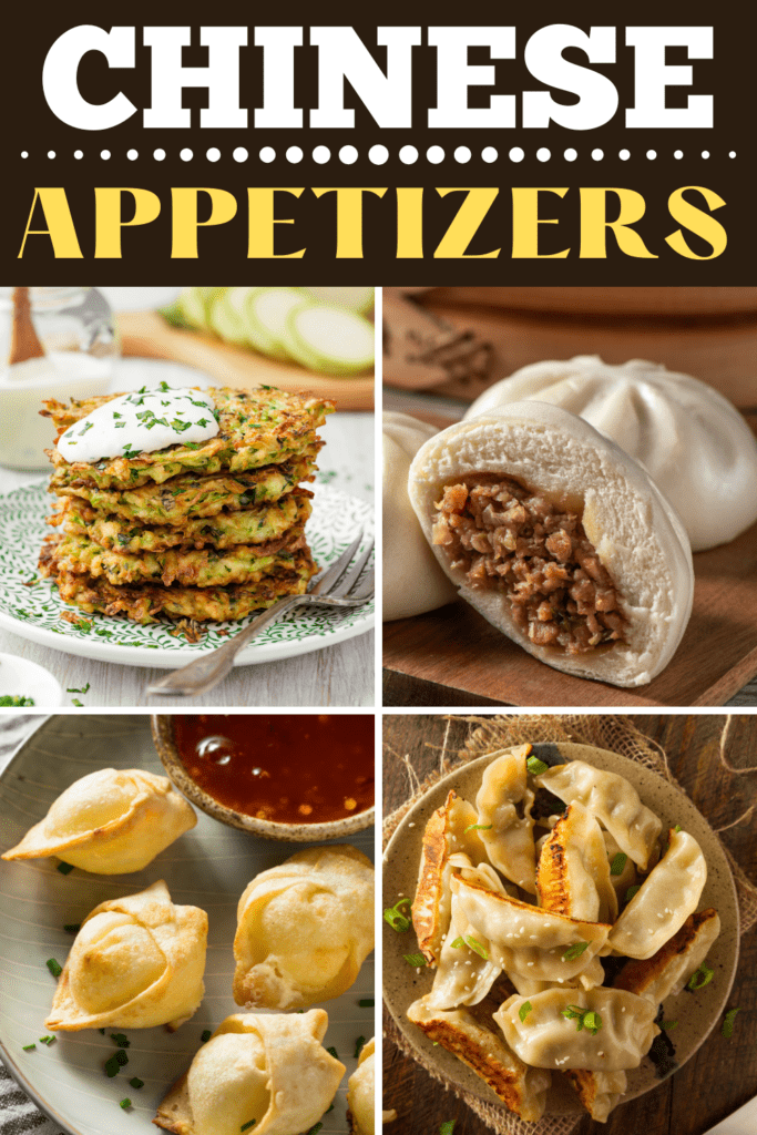 Chinese Appetizers