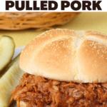 Coca Cola Pulled Pork
