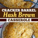 Cracker Barrel Hash Brown Casserole