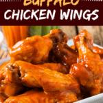 Crockpot Buffalo Chicken Wings