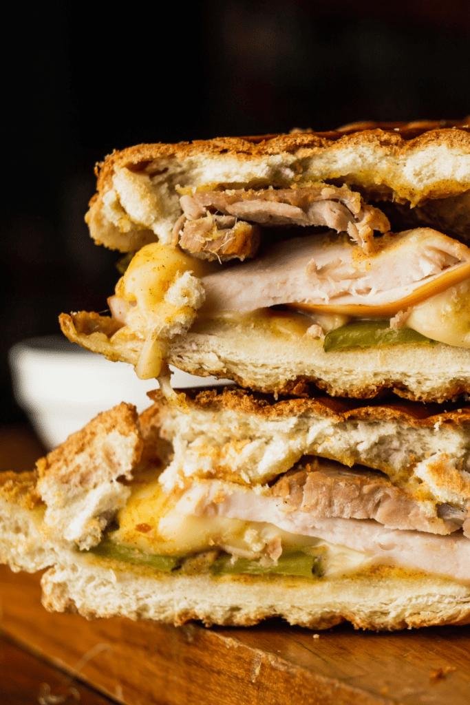 Cuban Cheese Sandwich