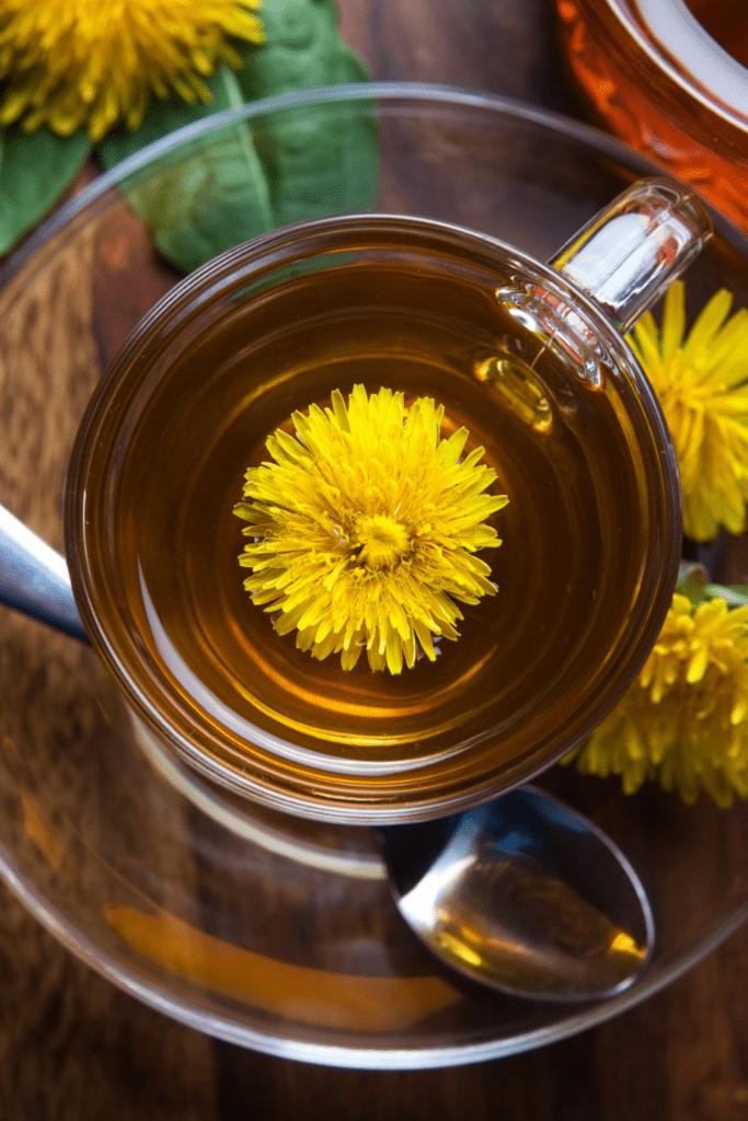 Herbal Tea Tisane