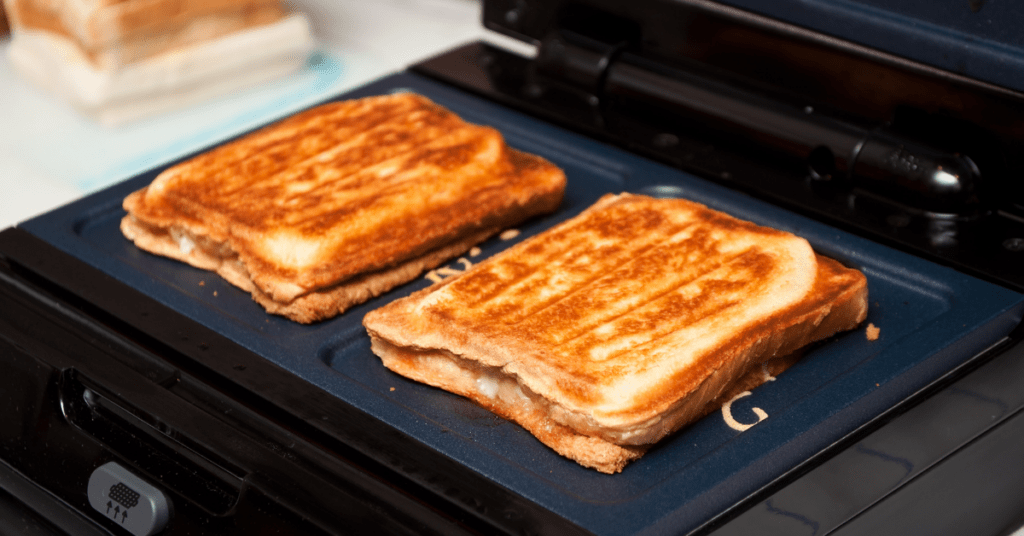 French Toast in a Toaster