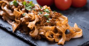 Ground Beef Ragu Bolognese