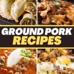 Ground Pork Recipes