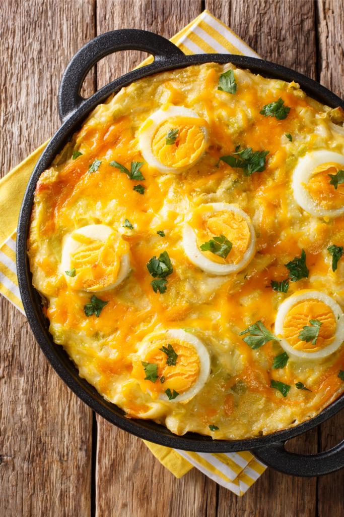 Homemade Anglesey Eggs