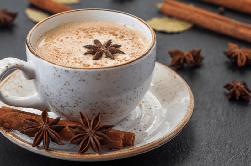 Starbucks Chai Tea Latte (Copycat Recipe)