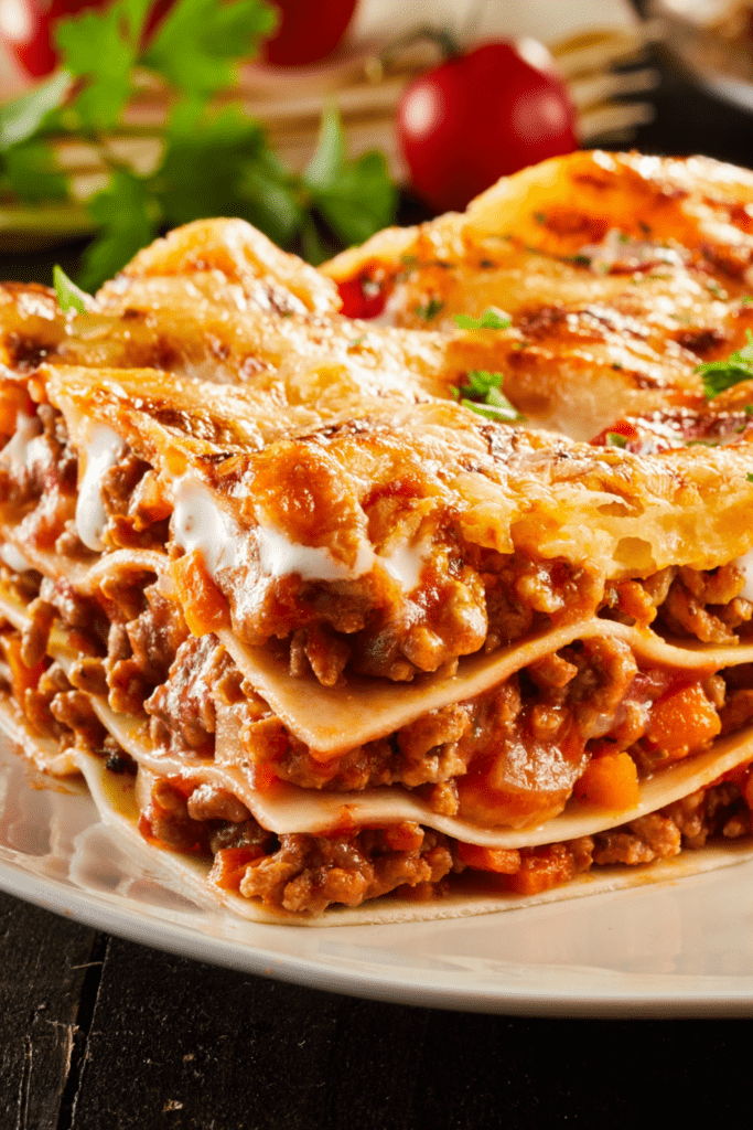 Barilla Lasagna