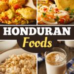 Honduran Foods