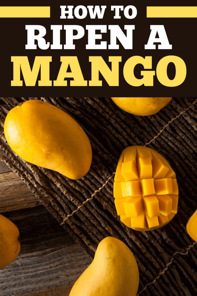 How to Ripen a Mango