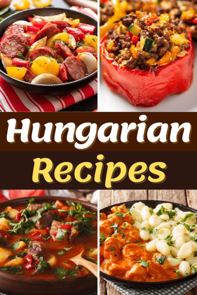 Hungarian Recipes