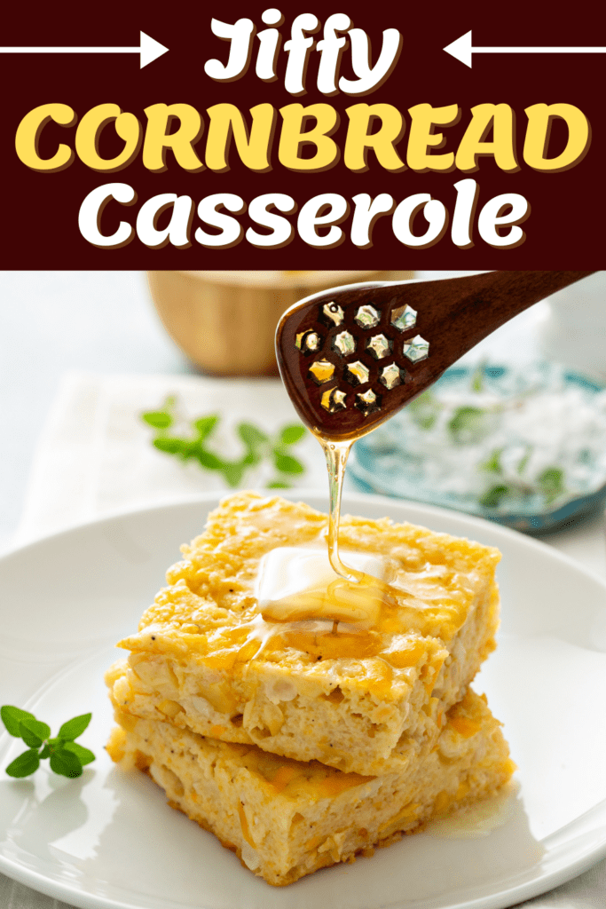 Jiffy Cornbread Casserole