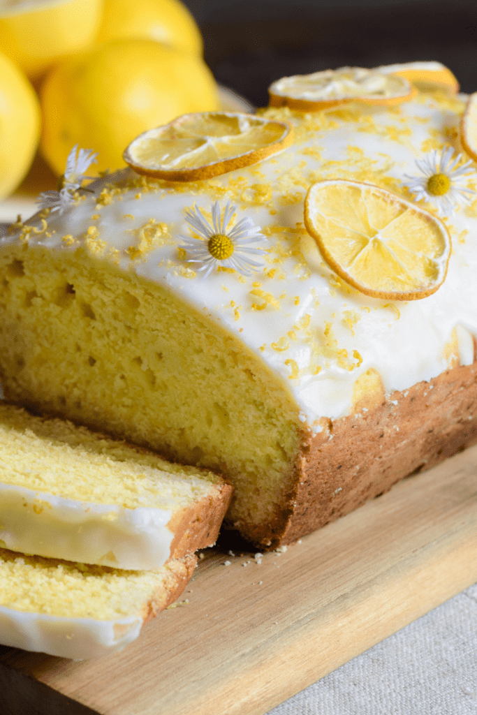 Lemon Loaf Bread