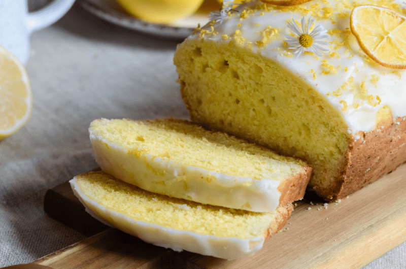 Starbucks Lemon Loaf (Copycat Recipe)
