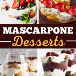 Mascarpone Desserts
