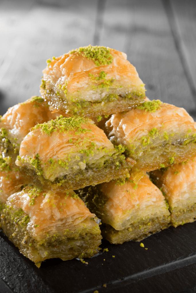 Moroccan Dessert Baklava
