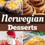 Norwegian Desserts