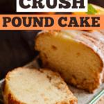 Orange Crush Pound Cake