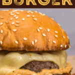 Peanut Butter Burger