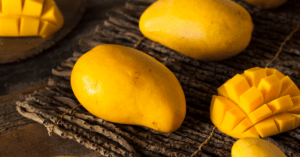 Ripe Yellow Mango