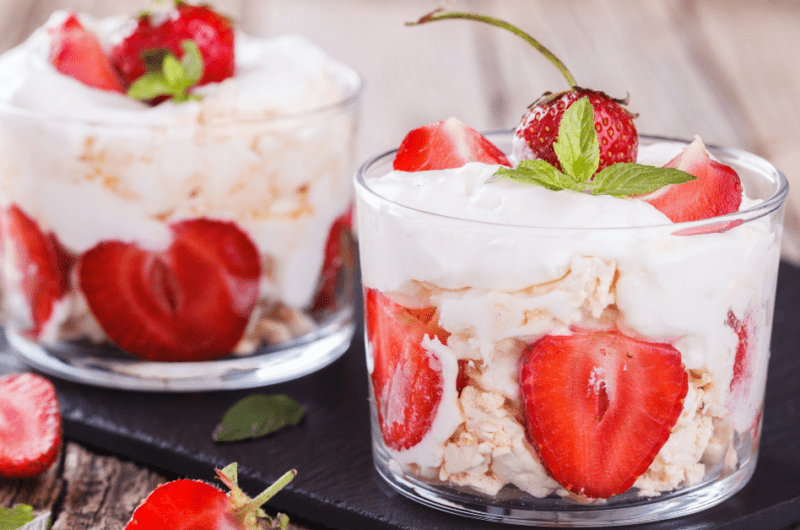 30 Individual Desserts in a Cup