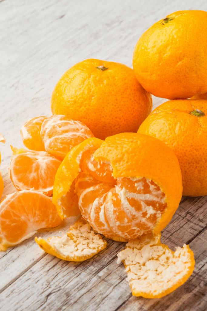 Tangerine Oranges