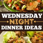 Wednesday Night Dinner Ideas