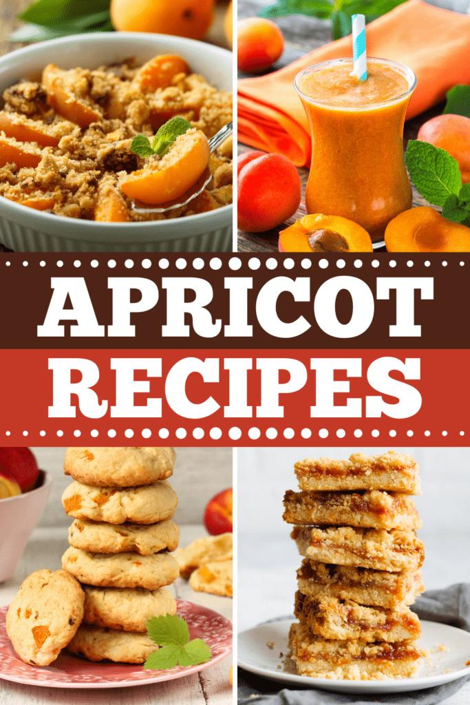 Apricot Recipes