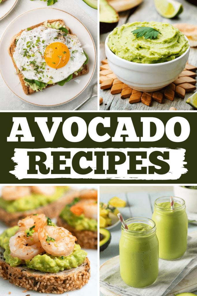 Avocado Recipes