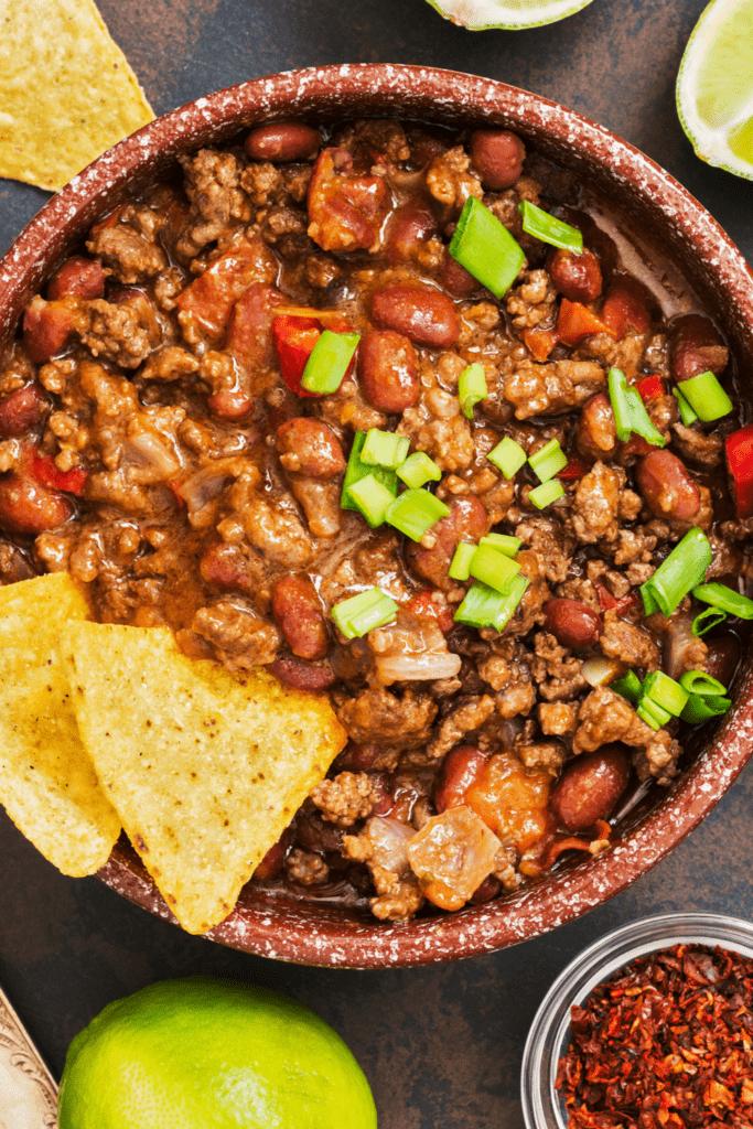 Homemade Wendy's Chili
